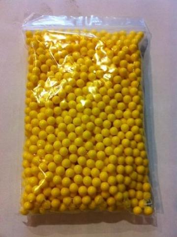 2000 Softair Kugeln TOP Markenqualität ohne Grate 0,12 g 6mm von UMAREX Softairkugeln Munition BB`s inkl. 10 Zielscheiben - 1