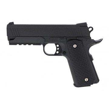 Airsoft Gun G.25 Vollmetall Pistole mit Federdrucksystem - 1