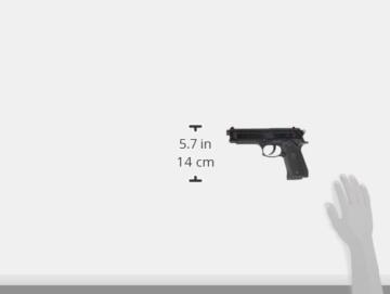 Beretta Softair M9 World Defender < 0.5 Joule, 2.5795 - 3
