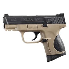 Cybergun Smith & Wesson M&P 9C Springer 6mm BB Bicolor - 1