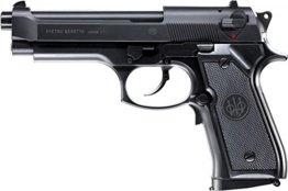 Elektrische Softairpistole Beretta 92 FS mit 2 Magazinen - 1