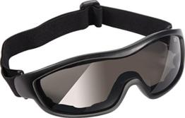 Elite Force Erwachsene Schutzbrille MG100, schwarz, One Size, 2.5034 - 1