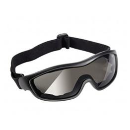 Elite Force MG100 Schutzbrille für Softair, Airsoft – schwarz mit getönten Gläsern (2.5034) - 1