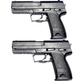 Fasching Pistolen 2 Stk B181 Pistole - 1