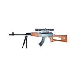 G8DS® Softair Gewehr Sniper Scharfschützengewehr mit Magazin 6 mm unter 0,5 Joule 92 cm - 1
