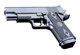 G8DS® Softair Pistole Hammer Elite unter 0,5 Joule 6mm - 1