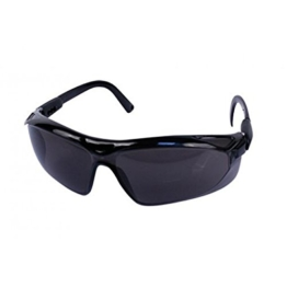 G8DS® Sportbrille Schutz- Schiess- und Outdoorbrille Softair Armee Arbeitsschutzbrille Schutzbrille Black / Schwarz 6503 - 1