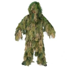 Ghillie Suit Anti Fire 4-teilig, Größe:XL - 1