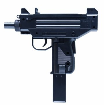 GSG Softair Pistole Micro UZI Kaliber 6 mm Federdruck < 0.5 Joule, 200134 - 1