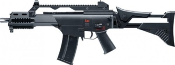 Heckler & Koch G36 C IDZ Softair / Airsoft Dual Power Version inkl. Akku und Lader < 0,5 J - 1