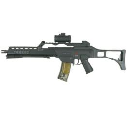 Heckler & Koch G36 Sniper Softair / Airsoft Federdruck, Lizenzversion, mit HopUp < 0,5 J [2.5622]#14 - 1