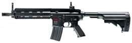 Heckler & Koch HK 416CQB 416 Komplettset AEG Softair 6mm BB schwarz AEG ELEKTRISCHES Gewehr - 1