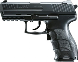 Heckler & Koch H&K P30 elektrik AEG Softair 0,5 J 6 mm BB Federdruck - 1