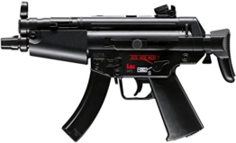 HECKLER & KOCH Softair MP5 Kidz DP mit Maximum 0.08 Joule, 2.5921 - 1