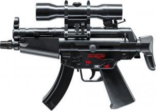 HECKLER & KOCH Softair MP5 Kidz DP mit Maximum 0.08 Joule, 2.5921 - 3