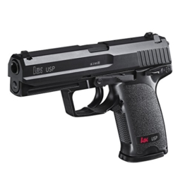 HECKLER & KOCH Softair USP schwarz mit Maximum 0.5 Joule, 2.5926 - 1