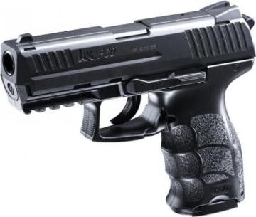 H&K Heckler & Koch P 30 Metallschlitten Softair 0,5 J 6 mm BB Federdruck - 1