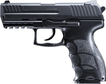 H&K Heckler & Koch P 30 Metallschlitten Softair 0,5 J 6 mm BB Federdruck - 2