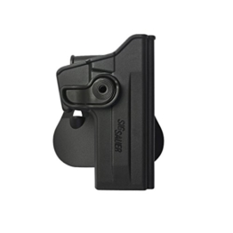IMI Z1070 POLYMER RETENTION ROTO HOLSTER SIG SAUER 226 BLACK RIGHT HANDED - 1