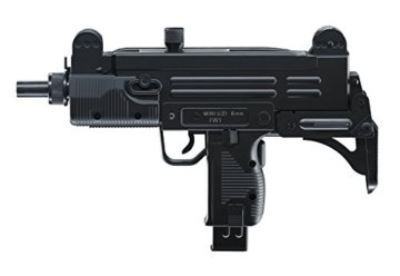IWI Softair Mini UZI mit Maximum 0.08 Joule, 2.5880 - 1