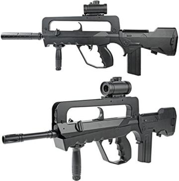 M46 Softair Gewehr 76cm 0,5 Joule Sturmgewehr - 1