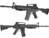 N16-A5 Softair RIS Sturmgewehr 85cm - 1