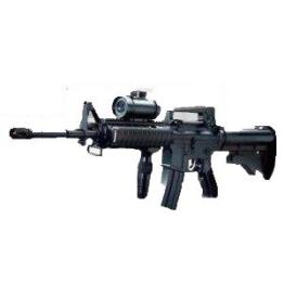 N$B Automatik Softair GEWEHR MX Combat Sturmgewehr SET + 1000 Kugel von Nerd … - 1