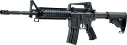 Oberland Arms Airsoft Gewehr OA-15 M4 RIS, Schwarz, 813-905 mm, WA26313 - 1