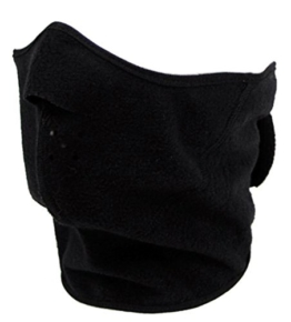Oramics Sport – UNIVERSALE Thermo-Gesichtsmaske (Thermo Fleece) - 1