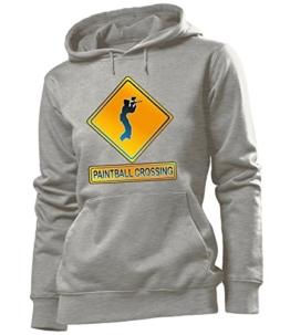 PAINTBALL CROSSING 2230(FKP-GRAU) Gr. XL - 1