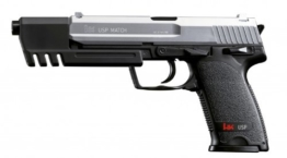 PEKL H&K Softair Pistole USP 0,5 Joule Bicolor Sportversion - 1