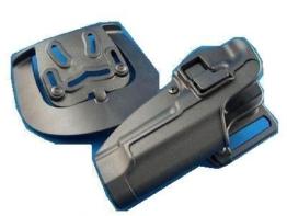 Serpa Beretta 92 96 Pistolen Holster Softair/Airsoft in Schwarz, Hosen Gürtelholster, Stabil und hohe Qualitat - 1