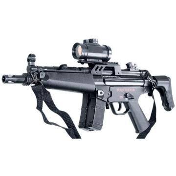 Softair AEG MP5SE Double Mag 6 mm BB Set - 1