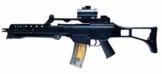Softair Gewehr  203798 GSG KSK-1 K Kaliber 6 mm Federdruck  < 0.5 Joule - 1
