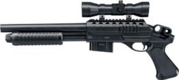 Softair Gewehr Combat Zone SGS-I, Federdruck [Misc.] - 1