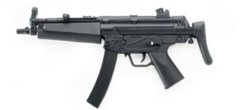 Softair Gewehr MP5A6 Metall Gewicht 1.6Kg - 1