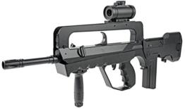 Softair Maschinen Gewehr ASM46 mit Red Dot - 1