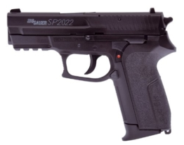 Softair Pistole 201476 Sig Sauer SP2022 HPA-Serie Kaliber 6 mm Federdruck  < 0.5 Joule - 1