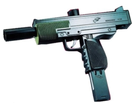 Softair Pistole UZI M36 - 1