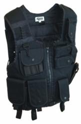 Swat Weste schwarz L - 1