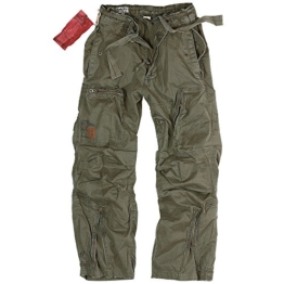 Trooper Infantry Trousers, oliv, XXL - 1