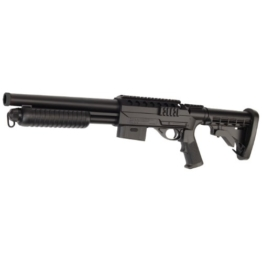 UTG Shotgun CQB mit 3-Stufen Anschlagschaft Softair 6mm BB - 1