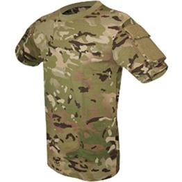 Viper Taktische Herren T-Shirt V-Cam Größe L - 1