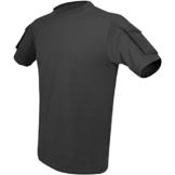 Viper Taktische Herren T-Shirt Schwarz Größe M - 1
