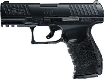 Vollmetall Softair Walther PPQ HME Federdruck 0.5 Joule – Heavy Metal Energy – 800 Gramm schwer - 1