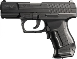 Walther P99 DAO elektrik AEG Softair 0,5 J 6 mm BB Federdruck - 1