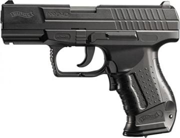 Walther P99 DAO elektrik AEG Softair 0,5 J 6 mm BB Federdruck - 1