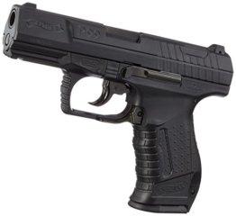 Walther P99 schwarz mit 2 Magazinen - 1