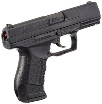 Walther P99 schwarz mit 2 Magazinen - 2