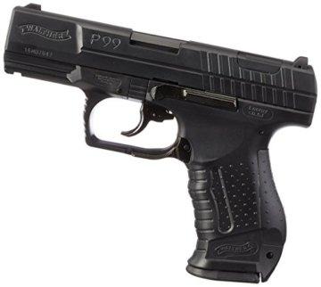 Walther P99 schwarz mit 2 Magazinen - 3